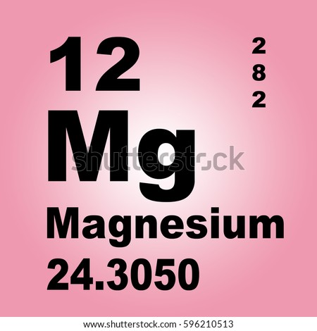 Magnesium periodic table elements stock illustration 596210513 magnesium periodic table of elements urtaz