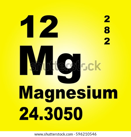 Magnesium periodic table elements stock illustration 596210546 magnesium periodic table of elements urtaz Images