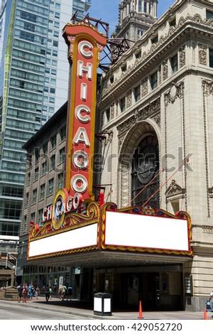 Magnificent Chicago Architecture - stock photo