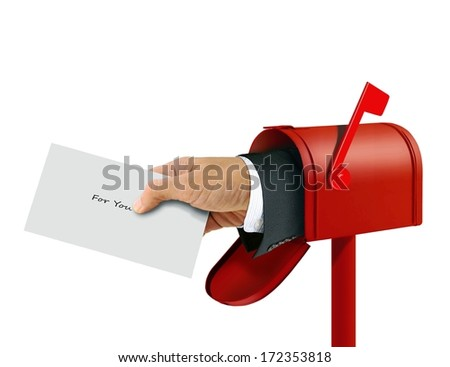 Mail for You - stock photo