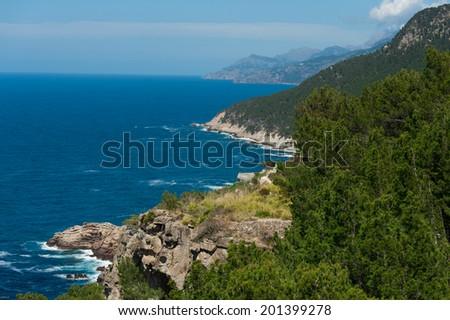 Majorca - stock photo