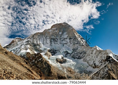 Makalu - The Fifth Highest Mountain in the World