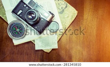 make memories - stock photo