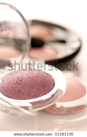 make-up eyeshadow