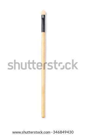 makeup brush Sponge applicator - stock photo