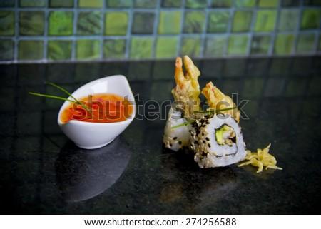 Maki Sushi  - stock photo