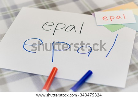 how to translate writing on a picture