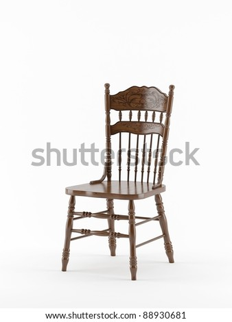 Malaysia Wooden Chair