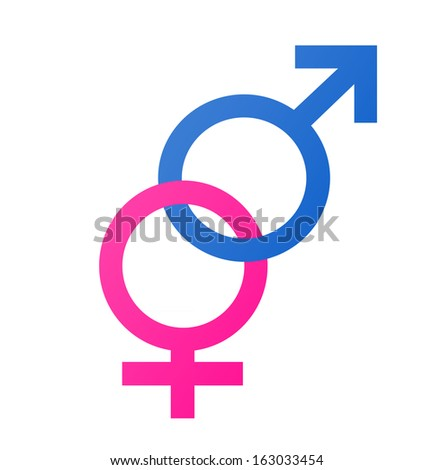 Male and Female signs