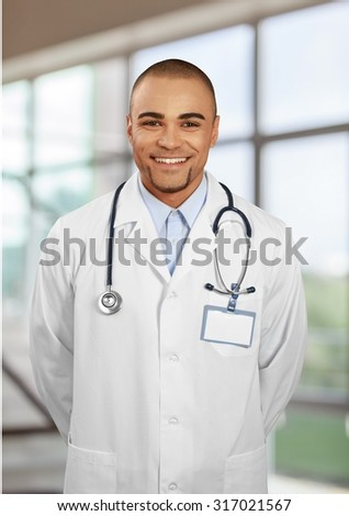Male Doctor.