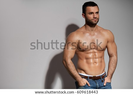torso stock images, royalty-free images & vectors | shutterstock, Muscles