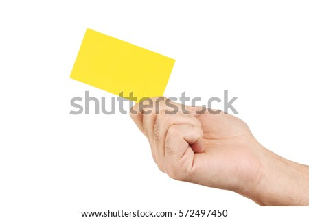 Male hand holding business card stock photo royalty free 572497450 male hand holding a business card colourmoves