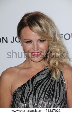 Malin Akerman  at the 19th Annual Elton John Aids Foundation Academy Awards Viewing Party, Pacific Design Center, West Hollywood, CA. 02-27-11