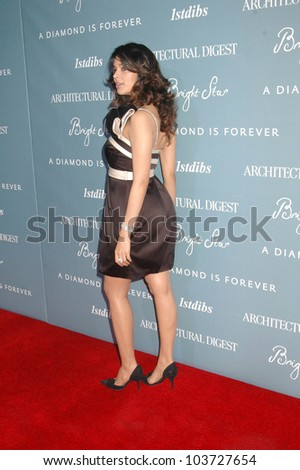 Mallika Sherawat at the Los Angeles Premiere of 'Bright Star'. Arclilght Holywood, Hollywood, CA. 09-16-09