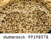 Malt closeup - stock photo