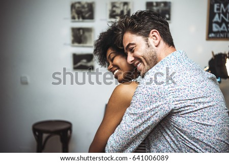 Image result for man and woman embracing
