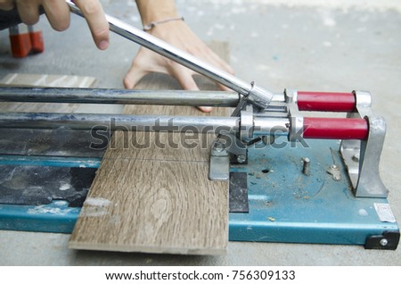 Ceramic tile hole cutting tools