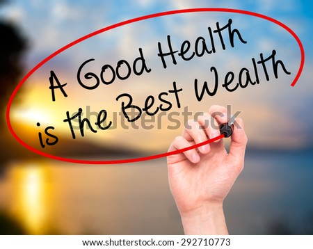 write an essay on health is wealth