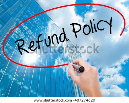 Refund Policy Stock Photos RoyaltyFree Images  Vectors