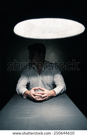 Interrogation Room Stock Photos Images Amp Pictures