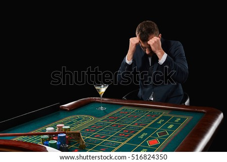 Addicted to online roulette