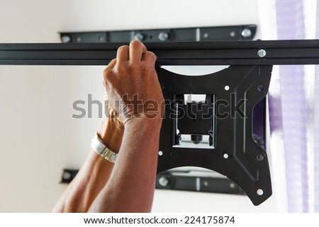 Installing Wall Tv Mount