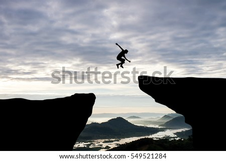 Stock images royalty free images vectors shutterstock for Jump the gap