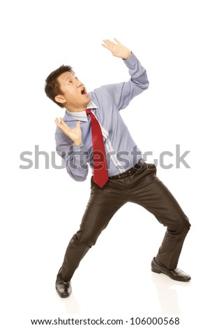 stock images similar to id 113510512 businessman crushed
