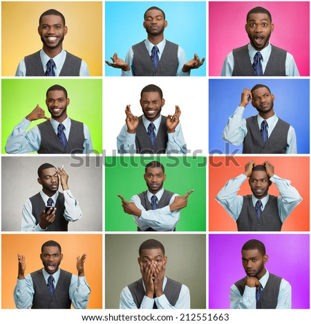 how to study body language and facial expressions