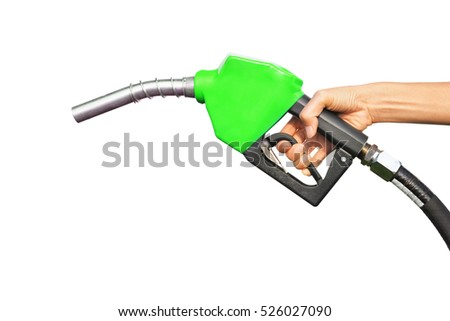 man refill green oil