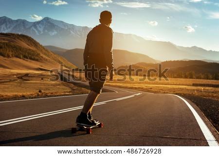 longboard images