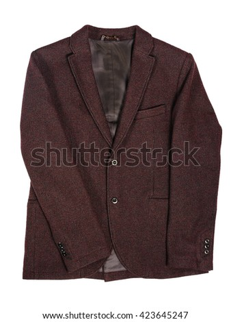 Man's jacket casual