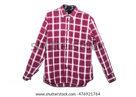 Men S Standard Fit Twill Plaid Flannel Shirt Goodfellow Co