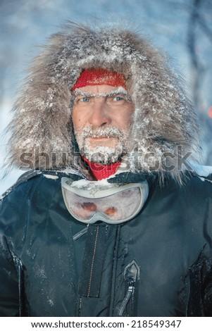 frozen man stock images royaltyfree images  vectors