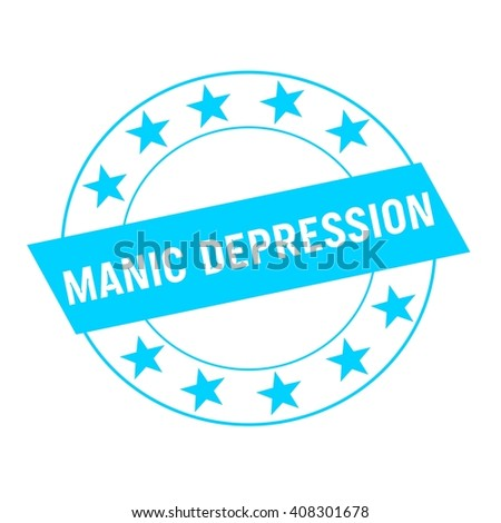 Manic-Depressive Bipolar Clip Art