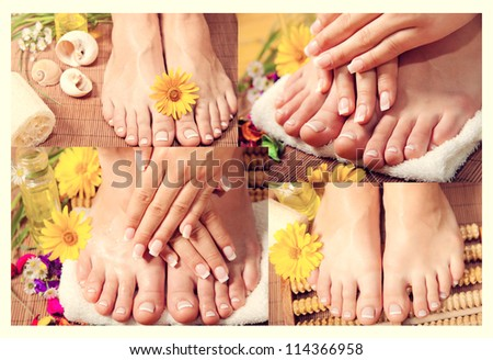 Làm móng tay & PEDICUR