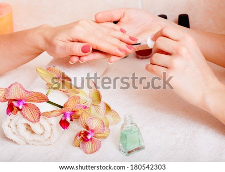 Manicure Pedicure. Body Care, Spa Treatments