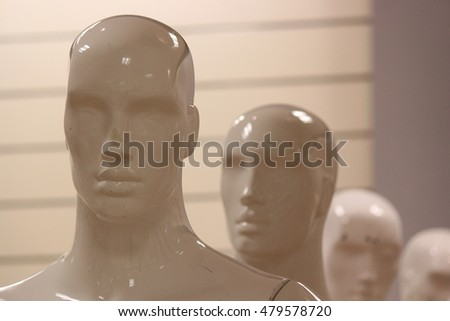 Mannequins For Sale at Close of Business.