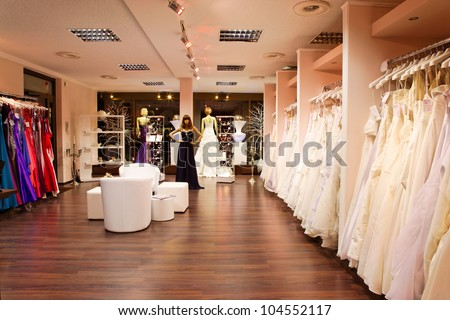 Dress Store Stock Photos, Royalty-Free Images & Vectors - Shutterstock