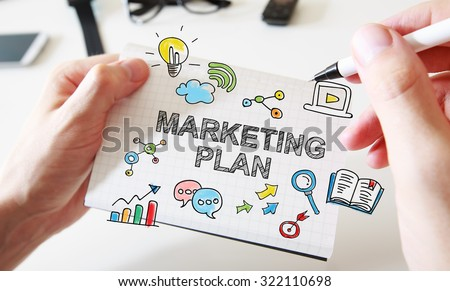 Marketing Plan Stock Images RoyaltyFree Images  Vectors