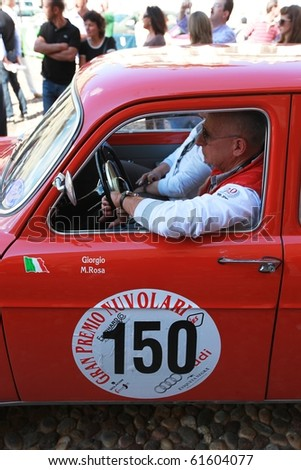 Mantua Italy September 19 1955 Alfa Stock Photo Edit Now 61604077