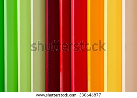 Many-colored laminated CPD./Laminated CPD