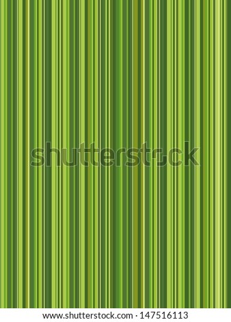 many colorful stripe pattern in green