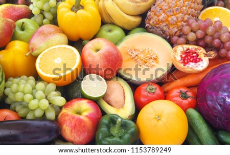 stock-photo-many-fruits-and-vegetables-a