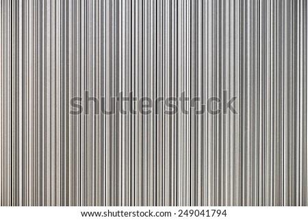 many, irregular, vertical lines - background - stock photo