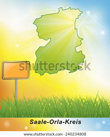Singler Saale orla kreis