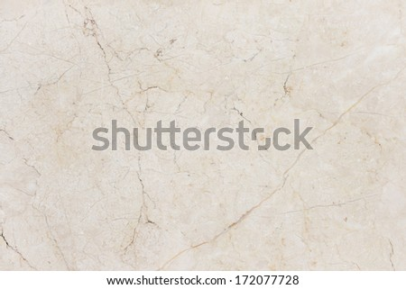 Marble. Beige marble background with natural pattern.  - stock photo