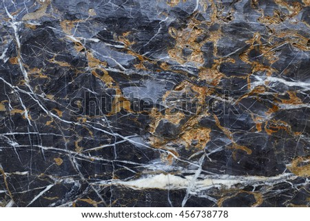 Marble brown pattern natural background