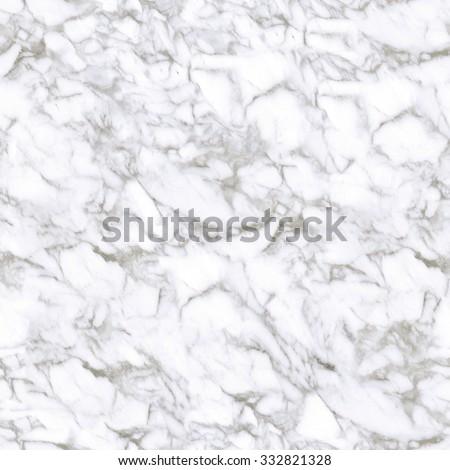 Marble Calacatta. Marble texture. White stone background. Tiled design. Seamless Pattern - stock photo