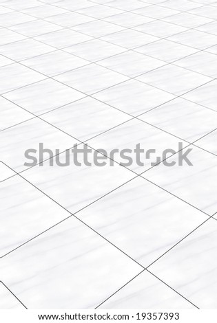 Marble floor for background use. Tiled marble floor - stock photo